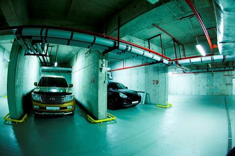 Машиноместо в гараже. Кубанская, 12б - Фото 1
