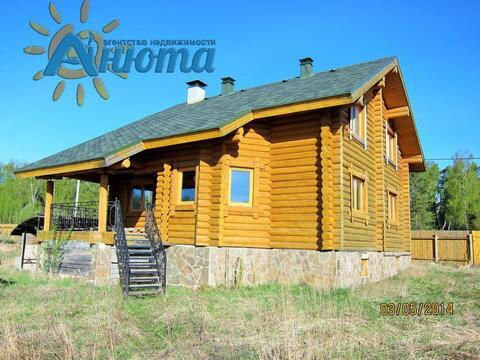 Продается дом в д. Тростье на территории заповедника Барсуки - Фото 2