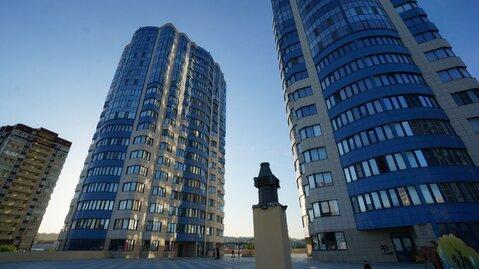 """Купить видовую квартиру в элитном комплексе """"Дуэт"""" - Фото 1"""