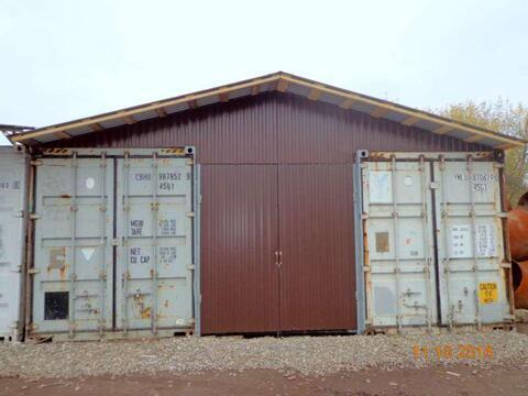 Аренда холодного склада 30 м2. в г.Щелково - Фото 3
