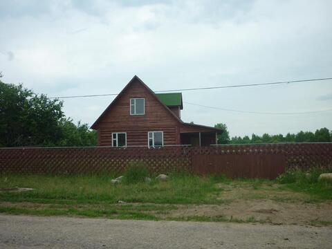 Дом 120 м2 на участке 21 сотка в деревне Неклюдово Кимрского района - Фото 2