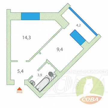 Продажа квартиры, Тюмень, Маршала Захарова - Фото 1