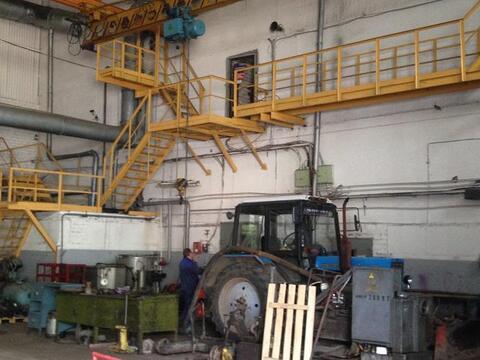 Продам производственно-складской комплекс 4768 кв.м. - Фото 4