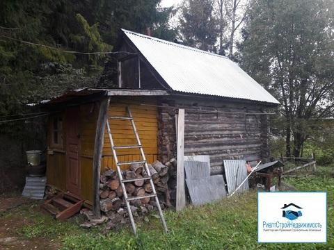 Дом из бревна с баней, гостевым домом и летней кухней рядом с лесом - Фото 5
