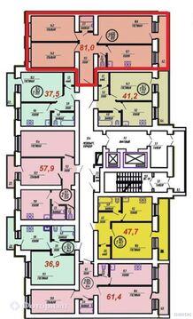 Квартира 3-комнатная Саратов, Реал, ул Им Орджоникидзе Г.К., Продажа квартир в Саратове, ID объекта - 328333915 - Фото 1