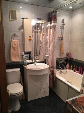 Продается просторная 4 комнатная квартира в центре города Пушкино, ул. - Фото 4