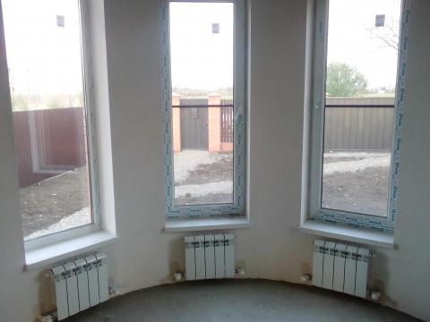 Готовый дом в прикубанском округе, земля ИЖС - Фото 3