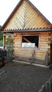 Продам недостроенный дом на фундаменте в СНТ Черемушки - Фото 1
