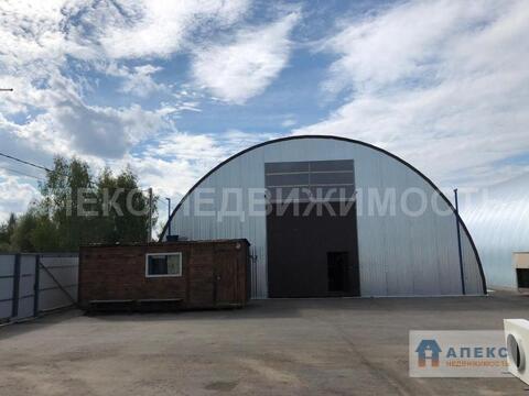 Аренда помещения пл. 750 м2 под склад, производство Раменское . - Фото 5