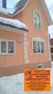 Продам двухэтажный коттедж район 25 магазина, Продажа домов и коттеджей в Кинешме, ID объекта - 502485795 - Фото 1