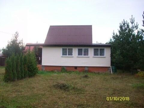Эксклюзив! Продается дача с пропиской рядом с деревней Кривское. - Фото 2