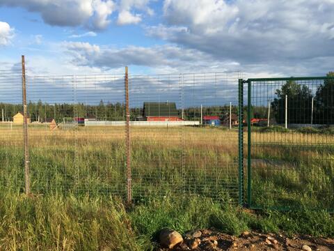 Участок в деревне Алексеевское Солнечногорский район - Фото 1