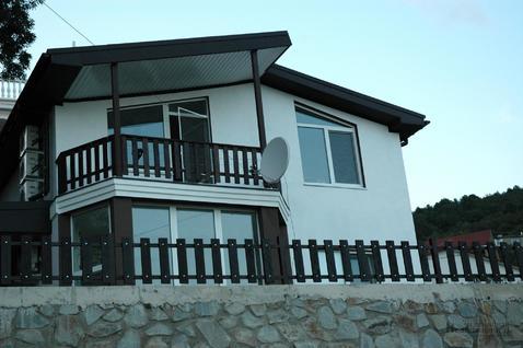 Продам новый двухэтажный дом в Ялте с видом на море на участке 5 соток - Фото 1