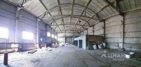 Продажа производственного помещения, Оренбург, Ул. Беляевская - Фото 1
