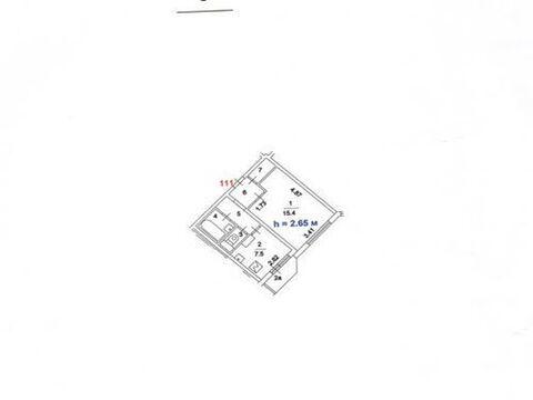 Продажа квартиры, м. Бунинская Аллея, Улица Адмирала Лазарева - Фото 1