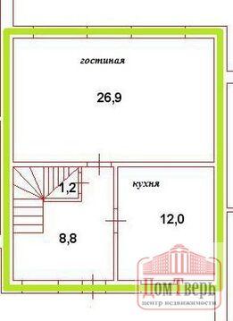 Продаю Дом 112.00 кв.м. Заволжский п площадь участка: 6.00 сот. - Фото 3