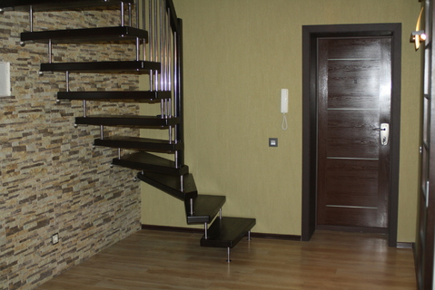 Сдается двухуровневая 4х комнатная квартира - Фото 1
