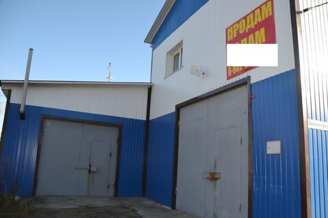 Продажа гаража, Усолье-Сибирское, Ленинский пр-кт. - Фото 1