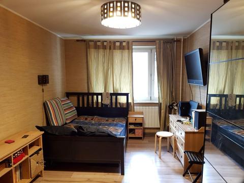 Продается 2-комн. квартира 56.1 м2, м.Раменки - Фото 2