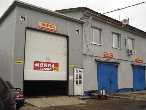 Продается производственная база на ул.Промышленная д.1 стр.2. 1 линия, . - Фото 3