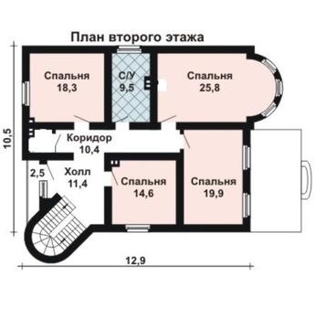 Дом в Ленинском районе, Видное - Фото 4