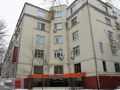 2-к квартира, 56 м2, 4/5 эт, Шмитовский проезд, 7 - Фото 1