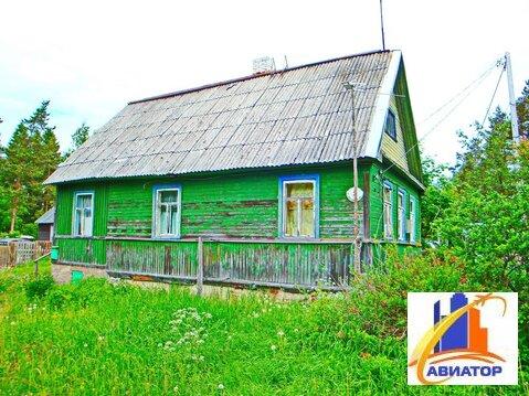 Продается часть дома в Выборге - Фото 1