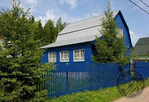 Крепкий дом 95м в газифицированном СНТ Троица д.Юрьевка на озере - Фото 2