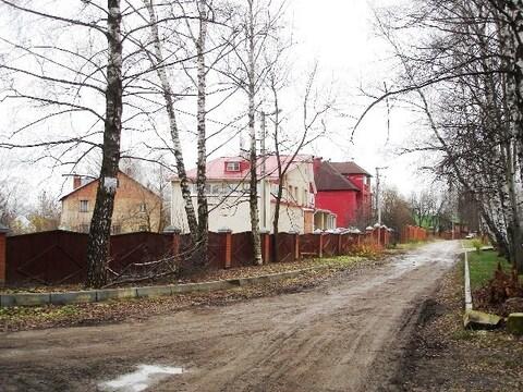 Лесной участок 17соток в пос. Загорянский, Ярославское ш. 14км от МКАД - Фото 4