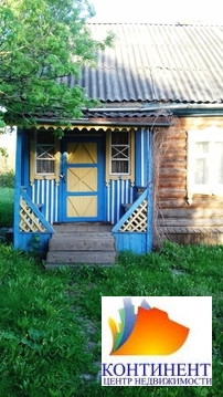 Домик в деревне Тебеньковка +15 соток земли - Фото 1