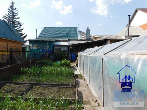 Продам часть дома, Новосибирск, ул. Олега Кошевого - Фото 1