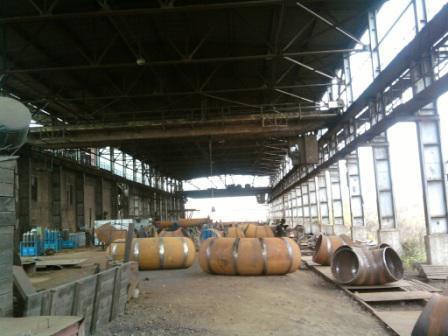 Производственный комплекс 11.000 м2 на 5,4 Га с ж/д в г.Коломна - Фото 5
