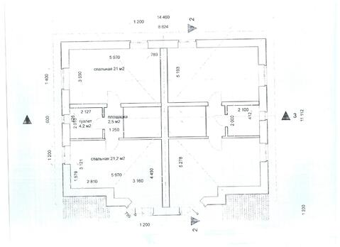 Продам 1/2 часть дома с уч. 3 сот. с. Заборье Рязанский район - Фото 3