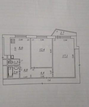Объявление №58603784: Продаю 2 комн. квартиру. Самара, Землянский проезд, 4А,