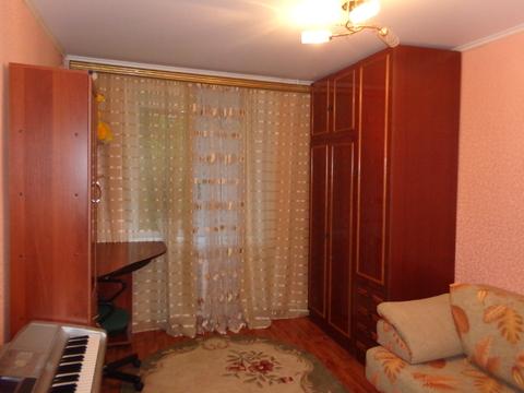 Четырёхкомнатная квартира - Фото 3