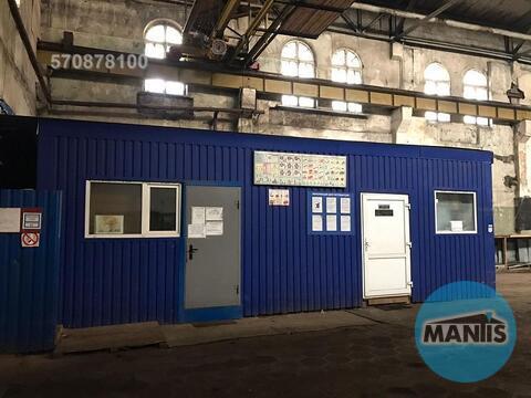 Сдается неотапливаемый склад потолки 12 метров, две кранбалки одна 5 т - Фото 5