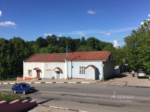Продажа торгового помещения, Руза, Волоколамский район, Красная улица - Фото 1