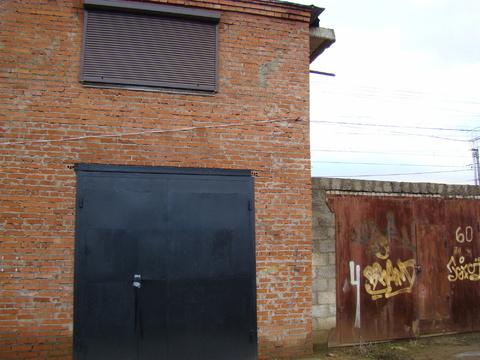 3х уровневый кирпичный гараж в г. Пушкино - Фото 2