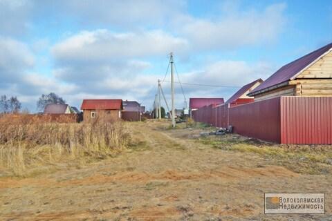 Участок 25 соток в деревне Клишино Волоколамского района - Фото 4