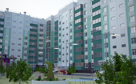 Продам долевое 2-комн ул.Солнечная д.41 , площадью 54 кв.м, на 5 этаж - Фото 4