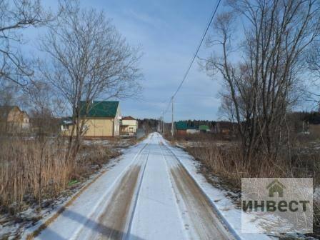 Продается земельный участок 10 соток, д.Назарьево СНТ Солнышко - Фото 2