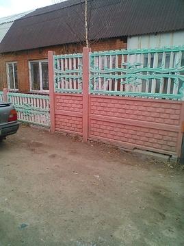 Продам дом на земле в п. Березовка, ул. Чкалова - Фото 1