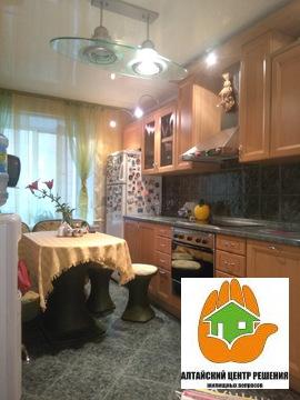 Квартира на Северо- Западной, Продажа квартир в Барнауле, ID объекта - 330624988 - Фото 1
