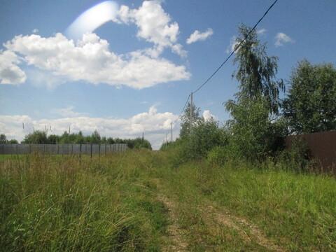 Участок, Дмитровское ш, Ярославское ш, 52 км от МКАД, Новинки д. . - Фото 3