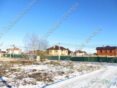 Киевское ш. 23 км от МКАД, Милюково, Участок 16 сот. - Фото 1