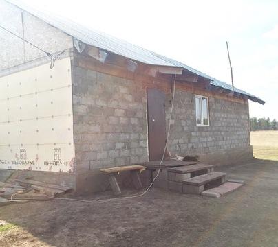 Дом 100 м п. Угловой 3 км от с.Красного Яра - Фото 4