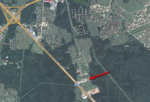 Пром. участок 2,44 Га на бетонке в 30 км по Киевскому ш. для бизнеса - Фото 2