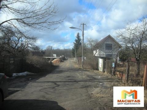Гатчина, ул. Пограничная 9, земельный участок 19 соток ИЖС