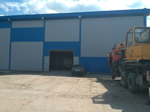 Производственно-складская база 25соток,1500 кв.м. - Фото 5