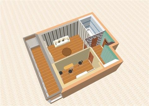 Серпуховская 17, Купить квартиру в Перми по недорогой цене, ID объекта - 321778121 - Фото 1